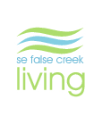 Southeast False Creek Living logo