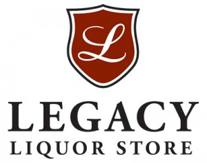 legacy liquor store logo