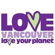 Love Vancouver Love your planet Festival False Creek, Vancouver