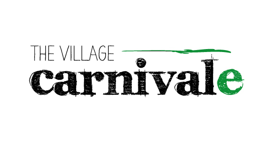 The Village on False Creek Carnivale logo