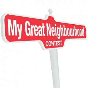 My Great Neighbourhood Contest Logo