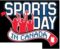 Sports Day in Canada Logo
