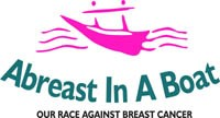 A Breast in A Boat Legacy Logo