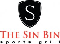 The Sin Bin Sports Grill Logo