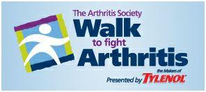 The Arthritis Society Walk to Fight Arthritis
