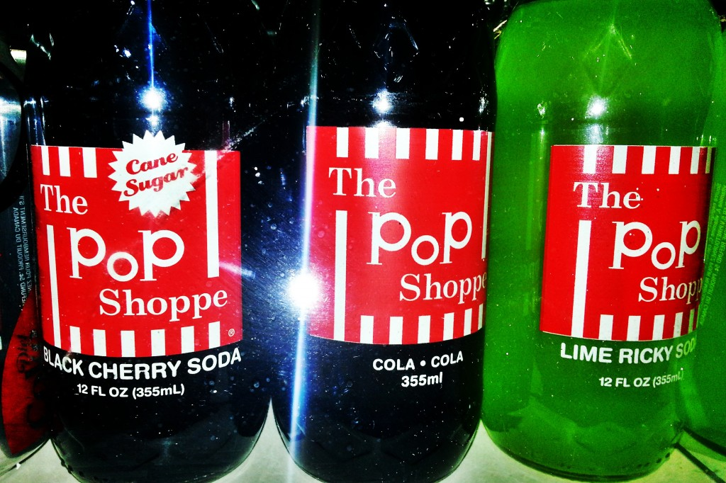 The Pop Shoppe pop