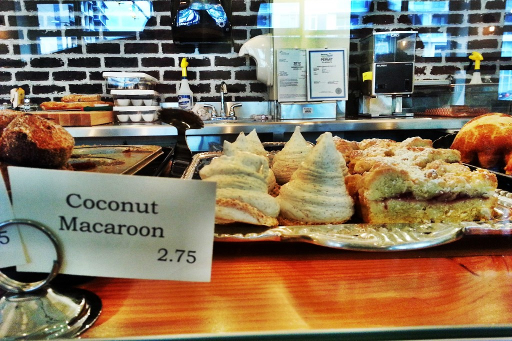 Sweetery Cafe + Dessert Coconut Macaroon