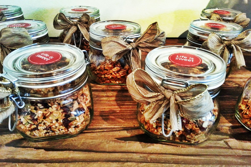 Sweetery Desserts + Cafe Granola