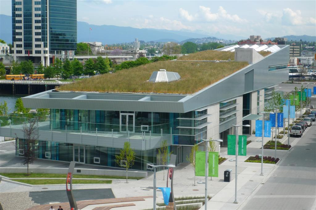 Creekside Community Centre in Southeast False Creek