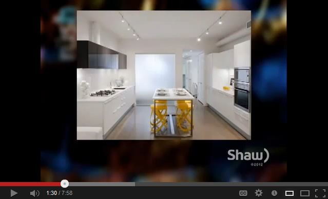 Cressey Kitchen at Meccanica on Urban Rush on Shaw TV