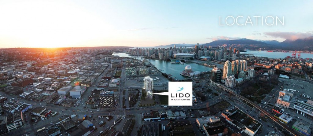Location of Lido by Bosa