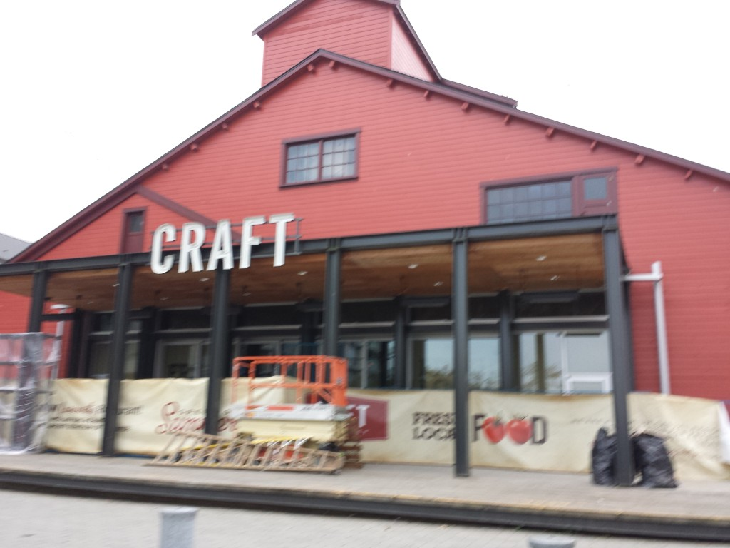 Craft Beer Market Vancouver Sign up in the Olympic Village
