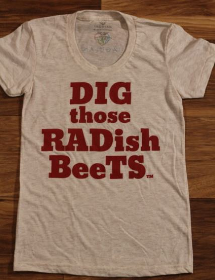 Tagulan: Dig Those Radish Beets T-shirt