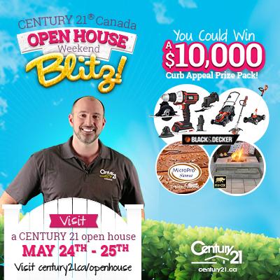 Century 21 Open House Blitz 2014 Vancouver