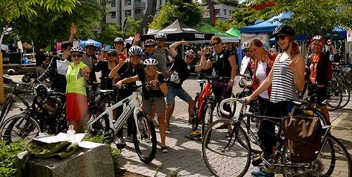 MEC BikeFest Comes Back To SE False Creek