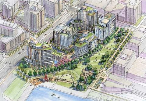 Concert's SE False Creek Development Approved