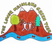 Lower Mainland Green Team logo