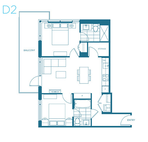 Floor Plans Released At Voda At The Creek