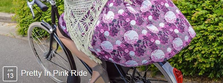Pretty in Pink Velo Vixens Bike Ride for Women