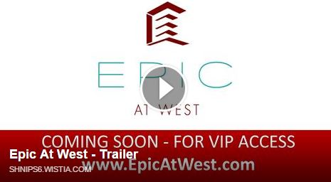 Epic at West Video Trailer