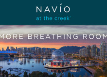 Navio at the Creek View
