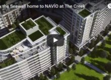 Navio Previews Start Next Month at The Creek in Southeast False Creek