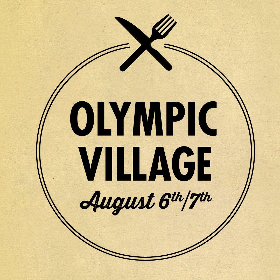 Food cart fest 2016 Olympic Village