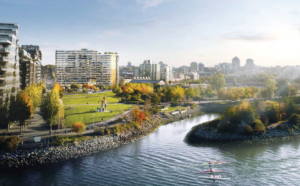 Avenue One by Concord Pacific in Southeast False Creek