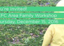 NEFC Area Families Workshop
