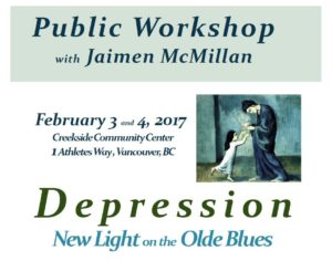 Spacial Dynamics Depression New Light on the Olde Blues
